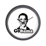Joebama 2008 Wall Clock