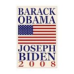Obama-Biden 2008 11x17 Poster Print