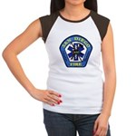 San Diego Fire Women's Cap Sleeve T-Shirt