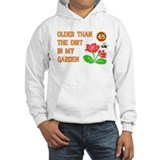 Gardener's 65th Birthday Hoodie Sweatshirt