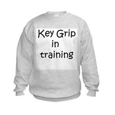 Key Grip in training Sweatshirt