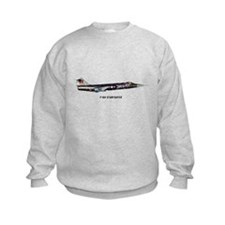 F-104 Starfighter Sweatshirt