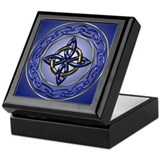Eternity Knot Keepsake Box