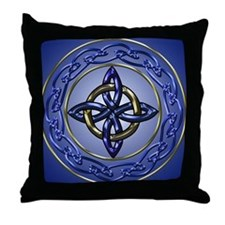 Eternity Knot Throw Pillow