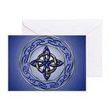 Eternity Knot Greeting Card