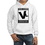 Visual Learner Hooded Sweatshirt