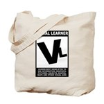 Visual Learner Tote Bag