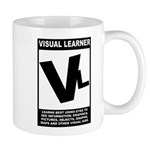 Visual Learner Mug