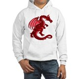Red Dragon Hoodie Sweatshirt