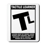Tactile Learner Mousepad
