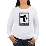 Tactile Learner Women's Long Sleeve T-Shirt