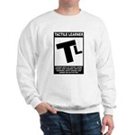Tactile Learner Sweatshirt