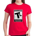 Tactile Learner Women's Dark T-Shirt