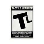 Tactile Learner Rectangle Magnet (10 pack)