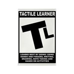 Tactile Learner Rectangle Magnet
