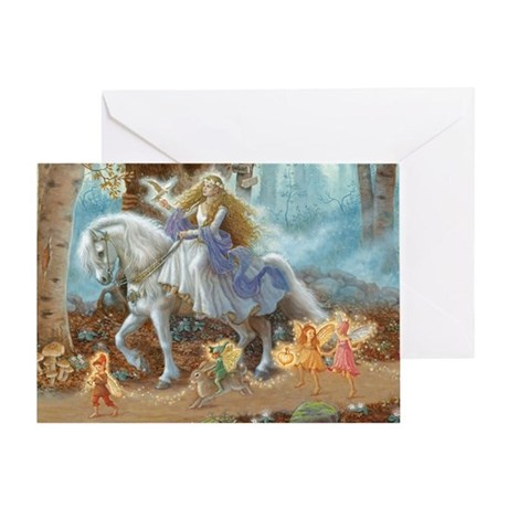 Faerie Princess Greeting Card