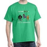 Nothin' Butt A Poodle Xmas T-Shirt