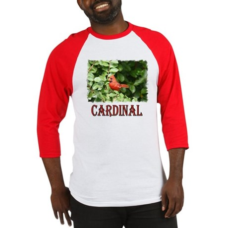 Northern Cardinal Baseball Jersey