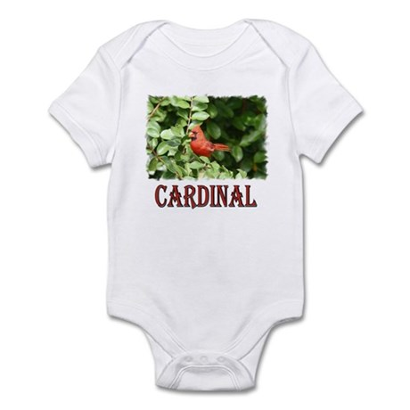 Northern Cardinal Infant Creeper