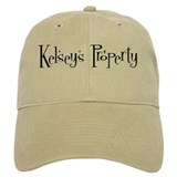 Kelseys Property Baseball Cap