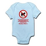 Alaskan Klee Kai Infant Bodysuit