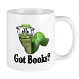Got Books? Small Mug