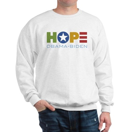 HOPE Obama Biden Sweatshirt