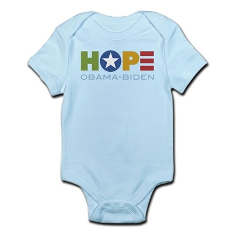 HOPE Obama Biden Infant Bodysuit