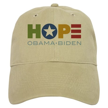 HOPE Obama Biden Cap