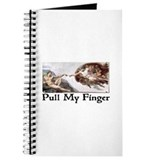 Pull My Finger Journal