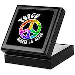 Peace Always in Style Keepsake Box