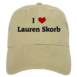 I Love Lauren Skorb Cap