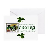 McNulty Celtic Dragon Greeting Cards (Pk of 10