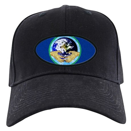 Precious Earth Black Cap