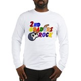 2nd Graders Rock Long Sleeve T-Shirt