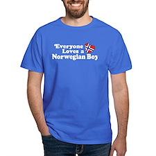 Everyone Loves a Norwegian Boy T-Shirt