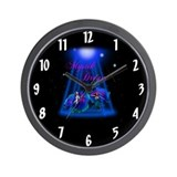 Mystik Dream Wall Clock
