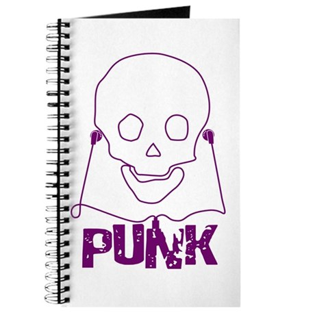 Punk Skull Journal