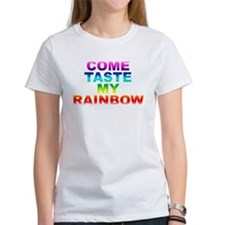 Come Taste My Rainbow Tee