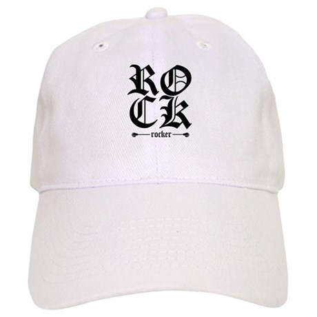 Rock Rocker Cap