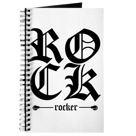 Rock Rocker Journal
