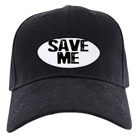Save Me! Black Cap