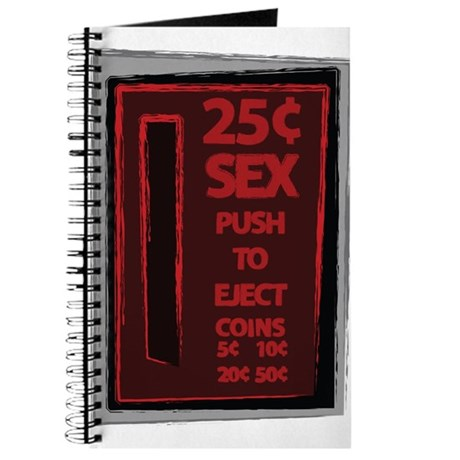 25 Cent Sex Journal