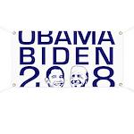 Heads Up! Obama Biden 2008 Banner