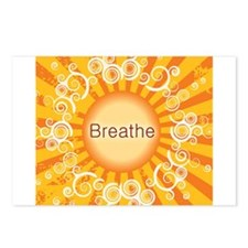 Breathe Postcards (Package of 8)