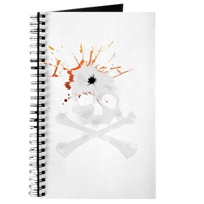 Bullet to the skull Journal