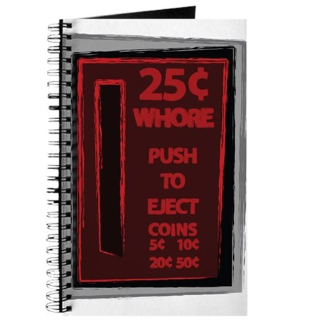25 Cent Whore Journal