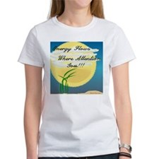 Energy Flows Where Attention Tee