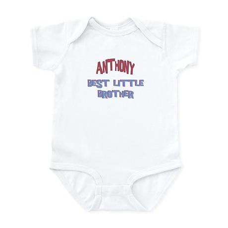 Anthony - Best Little Brother Infant Bodysuit