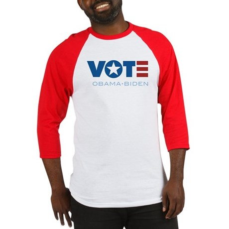VOTE Obama Biden Baseball Jersey